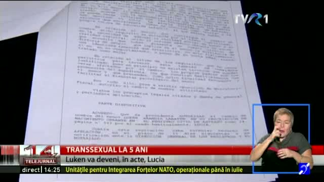 Transsexual la 5 ani