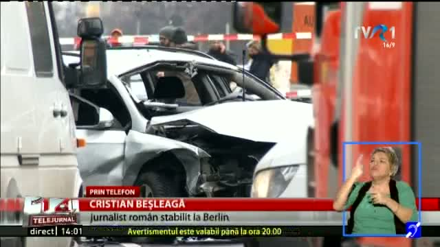 Incident la Berlin