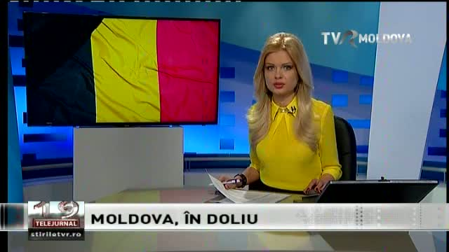 TELEJURNAL MOLDOVA / Doliu național
