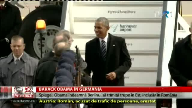 Obama în Germania