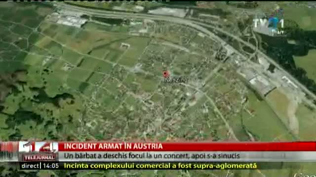 Incident în Austria