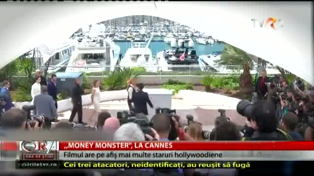 'Money Monster', la Cannes