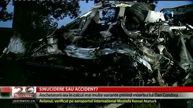 Sinucidere sau accident?