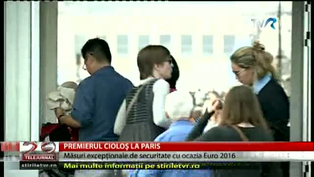 Adelin Petrișor - Telejurnal 20.00