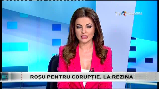 Telejurnal Moldova / Cartonaș roșu corupției