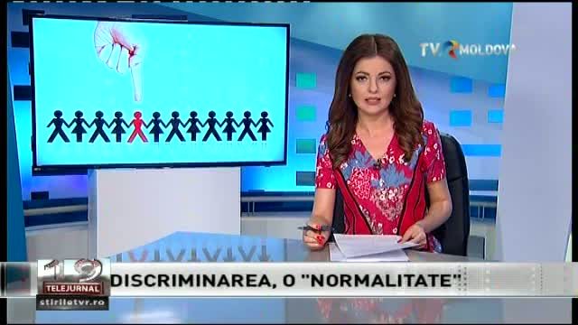 "TELEJURNAL MOLDOVA / Discriminarea, o ""normalitate"""