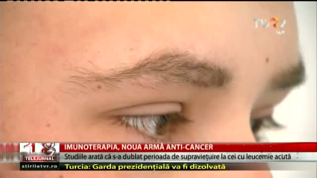 Imunoterapia, noua armă anti-cancer