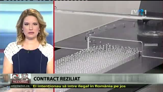 Contract reziliat