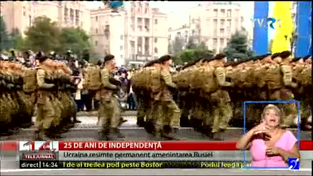 25 de ani de independență