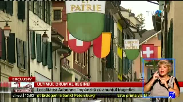 Ultimul drum al Reginei