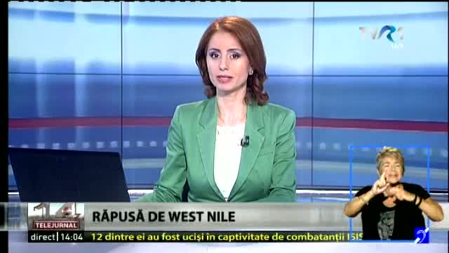 Răpusă de West Nile
