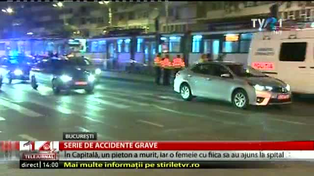 Serie de accidente grave