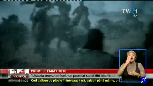 Premiile Emmy 2016