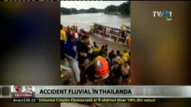 Accident în Thailanda