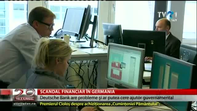 Scandal financiar în Germania