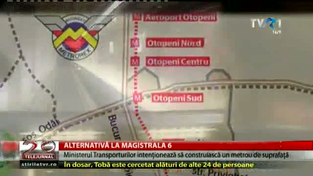 Alternativă la Magistrala 6