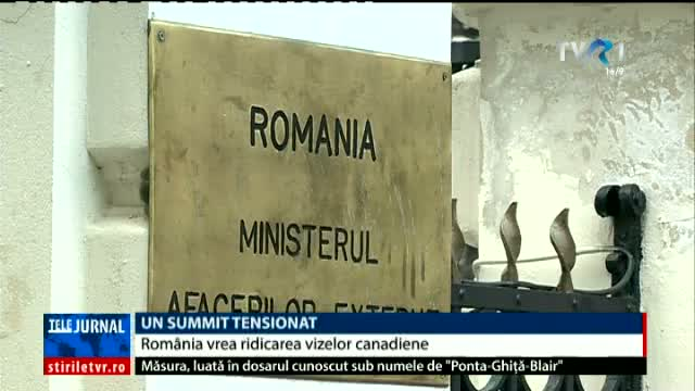 Un summit tensionat