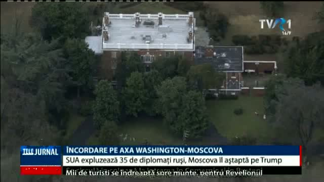 Încordare pe axa Washington-Moscova