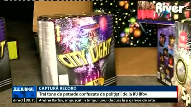 Captură record