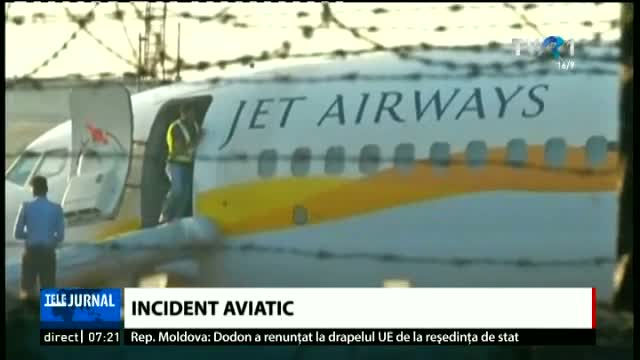 Incident aviatic în india