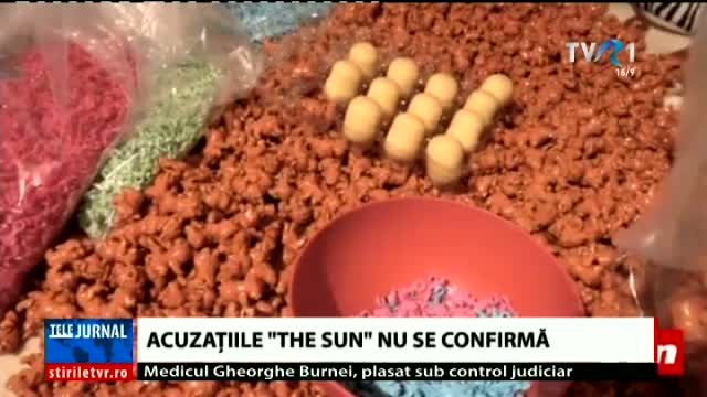 Acuzațiile The Sun nu se confirmă