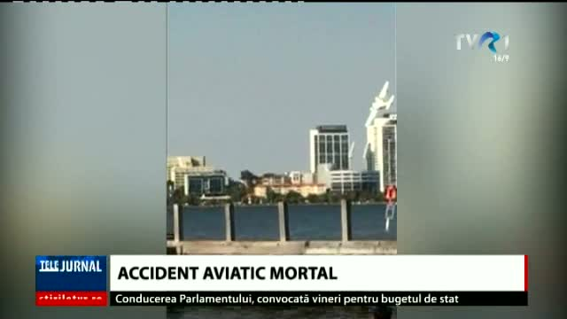 Accident aviatic mortal de Ziua Australiei