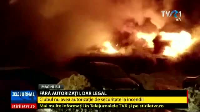 Fără autorizații, dar legal