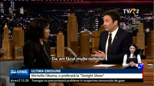 Obama la ultima emisiune TV