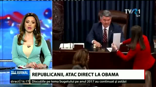 Republicanii, atac direct la Obama