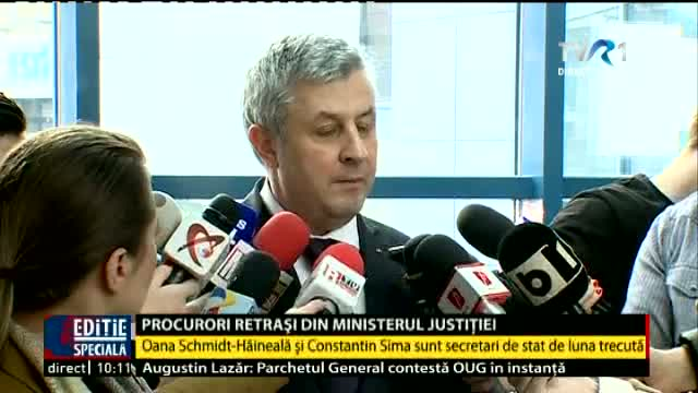 Florin Iordache, declarație 2