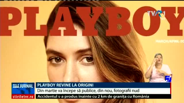 Playboy revine la origini