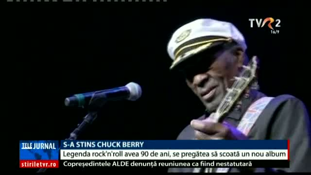 S-a stins Chuck Berry