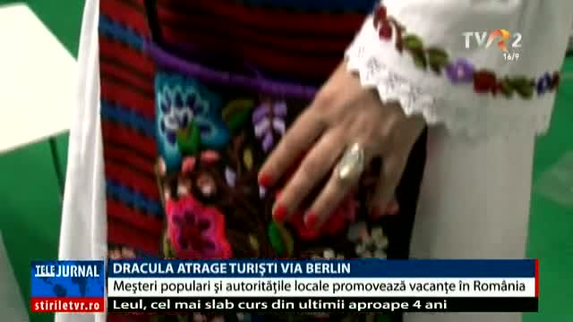 Dracula atrage turiști via Berlin