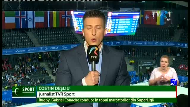 Sportiv accidentat la Campionatele Europene Petrom