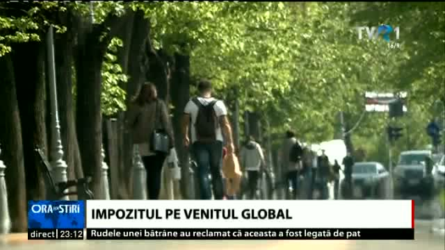 Impozit pe venitul global