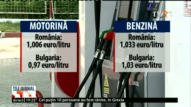 Carburanți tot mai ieftini