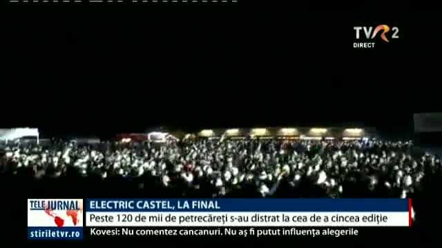 Electric Castle, la final