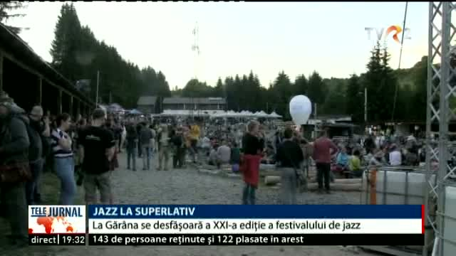 Gărâna, Jazz la superlativ