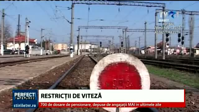 Restrictii de viteză