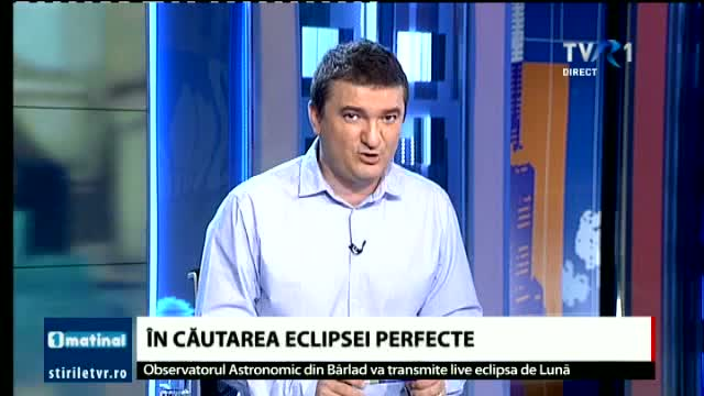 Eclipsa partiala de Lună