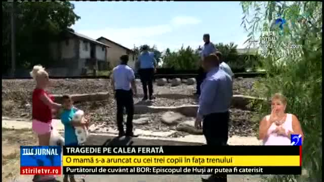 Accident feroviar, 4 morți