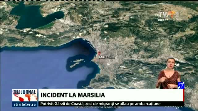 Incident la Marsilia