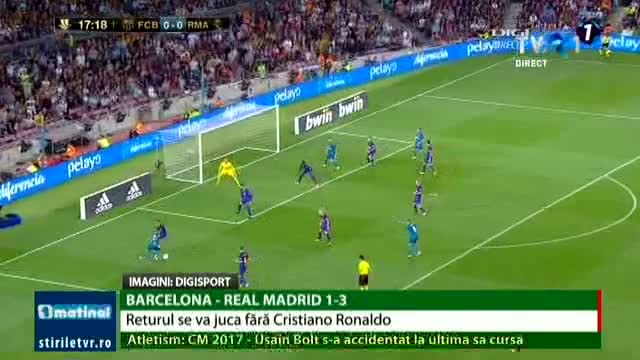 Barcelona - Real Madrid 1-3