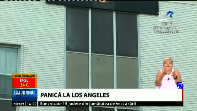 Panică la Los Angeles