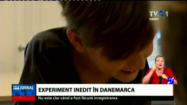 Experiment inedit în Danemarca