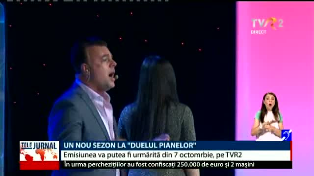 Duelul pianelor, nou sezon