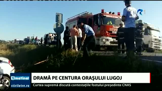 Accident in Lugoj