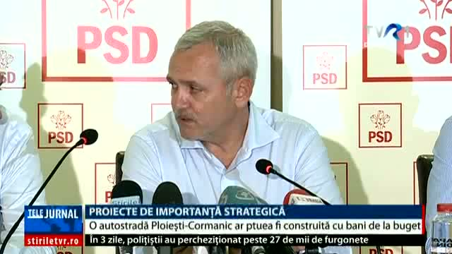 Proiecte de importanță strategică