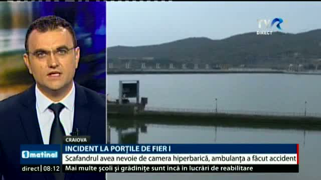 Incident la Porțile de Fier I