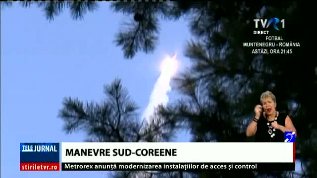 Manevre sud-coreene